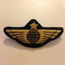 insigne or aviation SPHERE ETOILE - Airline Pilot Wings aviator 1 T9