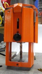 Dayton 29DY70 Drill Press Guard, 3 in.  New no carton. Drill press NOT included