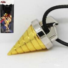 Japanese Tengen Toppa Gurren Lagann Simon Core Drill Metal Pendant Necklace X1