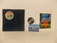 Pink Floyd - Wish You Were Here Rock LP - with Sticker & Postcard - Shrink Wrap