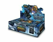 WoW TCG Icecrown Booster Box World of Warcraft 24 Booster Packs - Factory Sealed