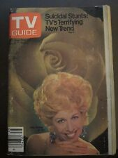 TV Guide November 1980 Polly Holliday Flo Newsstand No Label