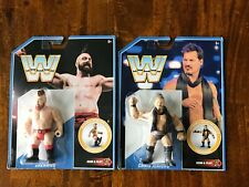 WWE Retro Series 7 Sheamus and Chris Jericho Action Figures