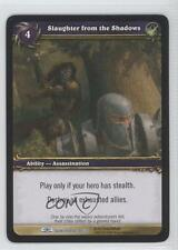 2007 Booster Pack Base #88 Slaughter from the Shadows Gaming Card 0b3