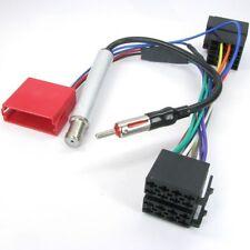 AUDI A3 A4 A8 TT CD RADIO WIRING LOOM HARNESS HALF AMPLIFIED PC9-401 + PC5-90