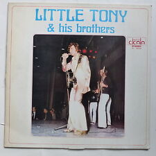 LITTLE TONY & his brothers Serie Cicala BL 7052