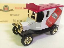 Ford Model KINGSWAY TABACO OXFORD DIECAST