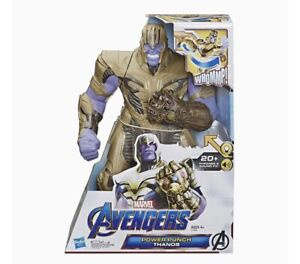 Avengers Feature Hero Power Punch (Thanos) - New In Box