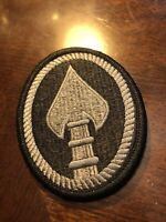 SPECIAL OPERATIONS COMMAND - ACU / OCP MILITARY UNIT PATCH (Merrowed Edge)