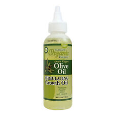 Africa's Best Organic Therapy Extra Virgin Olive Oil Stimulating Growth Oil 4oz