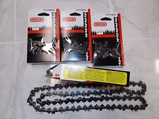 """4 Oregon 22LPX081G 20"""" chainsaw saw chain .325 pitch .063 81 DL replace 26RS 81"""