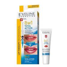 Eveline 8in1 Intense Hyaluronic Lip Plumper Booster Serum Push Up 12ml