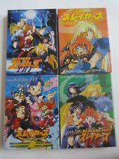 anime Japanese manga Dvd Japan Slayers Movie Next Try Collection box set lot