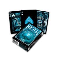 Bicycle ICE Spielkarten, Kartenspiel mit Tollem Motiv! NEU & OVP !! Made in USA