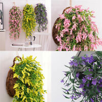 78cm Artificial Ivy Trailing Vine Fake Foliage Leaves Flower Floral Wall Hanging
