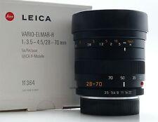 LEICA VARIO ELMAR-R 28mm-70mm F3.5-4.5 ROM ZOOM LENS, M240 SL etc