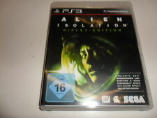 PlayStation 3  Alien: Isolation - Ripley Edition