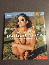 The Perfect Portrait Guide How To Photograph People Color Hardcover
