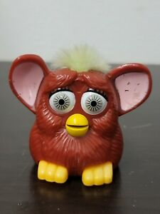 Vintage 1998 MCDONALDS FURBY Happy Meal Toy Collectible Kids Furby Toy