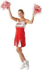 Rubies Ladies Glee Cheerleader Fancy Dress Costume Adult Womens Large