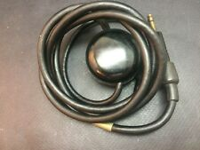 WWII Gas Mask Switch Microphone Extension Cord NXSR-73817 Military Army Radio