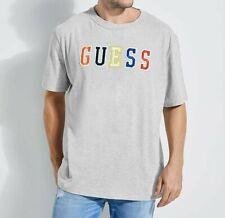 87fcd217aa79 Guess Original Logo Oversized Men`s T-shirt in 2 Colors
