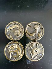Power Rangers Legacy Morpher Coins