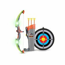 Kids Bow and Arrow Toy, Basic Archery Set Outdoor Hunting Game