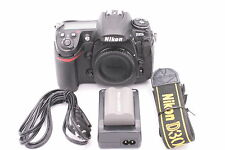 Nikon D300S 12.3MP Digital SLR Camera - Black (Body Only) - Shutter Count: 15829