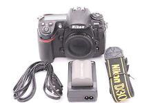 Nikon D300S 12.3MP Digital SLR Camera - Nero (solo Corpo) - Conta Scatti: 15829
