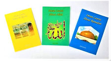 Imran Learns About Allah / About The Quran / About Ramadan - 3 Books Set