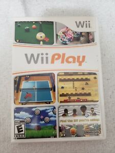Wii Play Game (Wii, 2007)