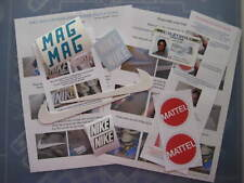 Back to the Future - Marty McFly - Mag / Board / I.D. Upgrade Costume Kit