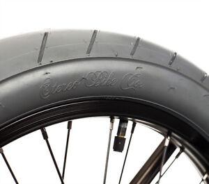 "Strobmx BMX Reifen ""Pick Up"" full grey 110psi (Paar)"