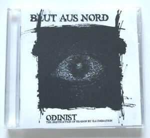 BLUT AUS NORD - Odinist - Black Metal RAR (Mayhem, Deathspell Omega, Abigor)