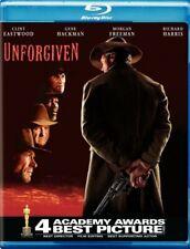 Unforgiven New Sealed Blu-ray Clint Eastwood