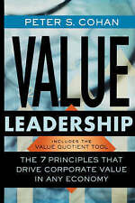 Value Leadership: The 7 Principles that Drive Corporate Value in Any-ExLibrary