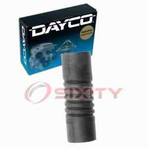 Dayco Upper Radiator Coolant Hose for 1937-1938 Plymouth Deluxe Belts lr