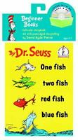 One Fish, Two Fish, Red Fish, Blue Fish Book and CD Hybrid Dr Seuss