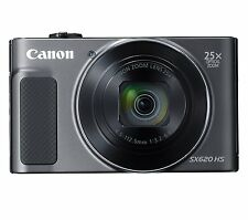 Canon Compact Digital Camera Power Shot SX620HS Black from Japan New