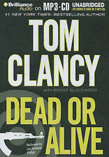 NEW Dead or Alive (Jack Ryan Series) by Tom Clancy