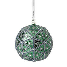 Waterford Times Square Masterpiece Large Ball Ornament 2021