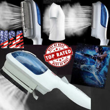 Clothes Portable Handheld Fabric Steam Iron Laundry Electric Steamer Brush 800W