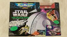 Star Wars Micro Machines Space The Death Star A New Hope Sealed NIB Toys R Us!