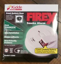 KIDDE I12060A - 120V AC/DC Smoke Alarm w/ Battery Backup