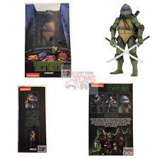 """LEONARDO TMNT Teenage Mutant Ninja Turtles NECA 1/4 2018 18"""" ACTION FIGURE"""
