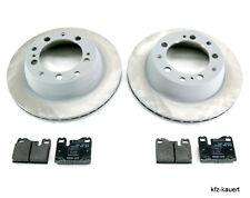 Sebro Bremsscheiben Beläge HINTEN passend für Porsche 924 Turbo 924S 944 82-83