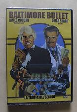 Baltimore Bullet - James Coburn, Omar Sharif DVD nuovo