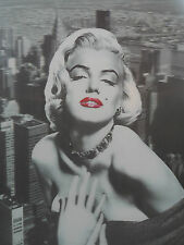 Icono! Marylin Monroe 3d Foto! Poster! Lenticular!