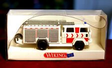 WIKING CAMION POMPIER FOURGON 1er SECOURS, NEUF BOITE,  1/87, 610 01